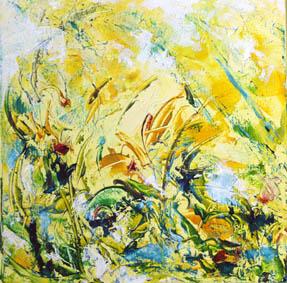 klein-doek-30x30-schilderwerk-schilderij-zandlijn-schilderwerken