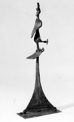 ws-loper-rok-beelden-brons-zandlijn